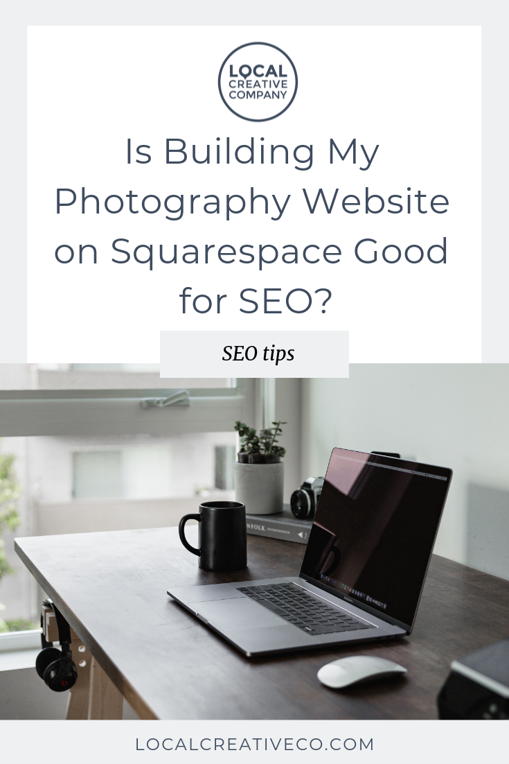 Is Building My Photography Business Website on Squarespace Good for SEO? A lot of people are told that Wordpress is best for SEO or that Squarespace can't compare, but this is misleading... I'll explain why.