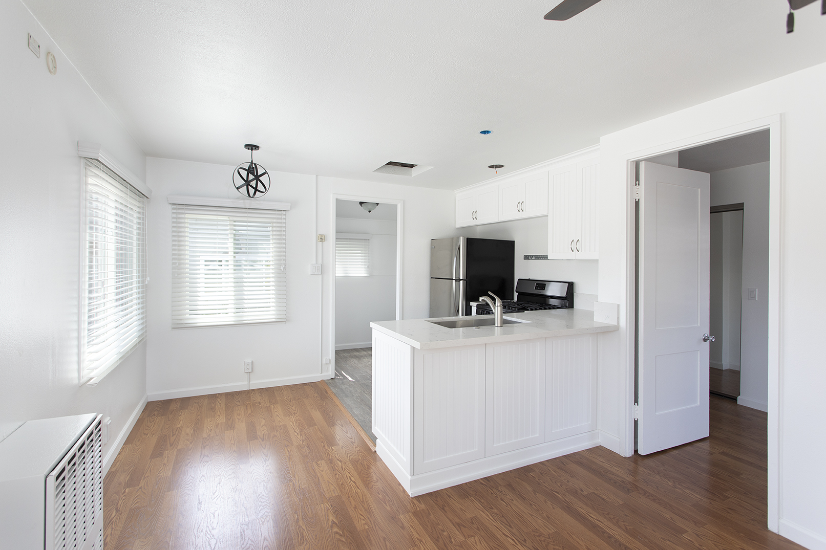COLUSA STREET APARTMENTS -