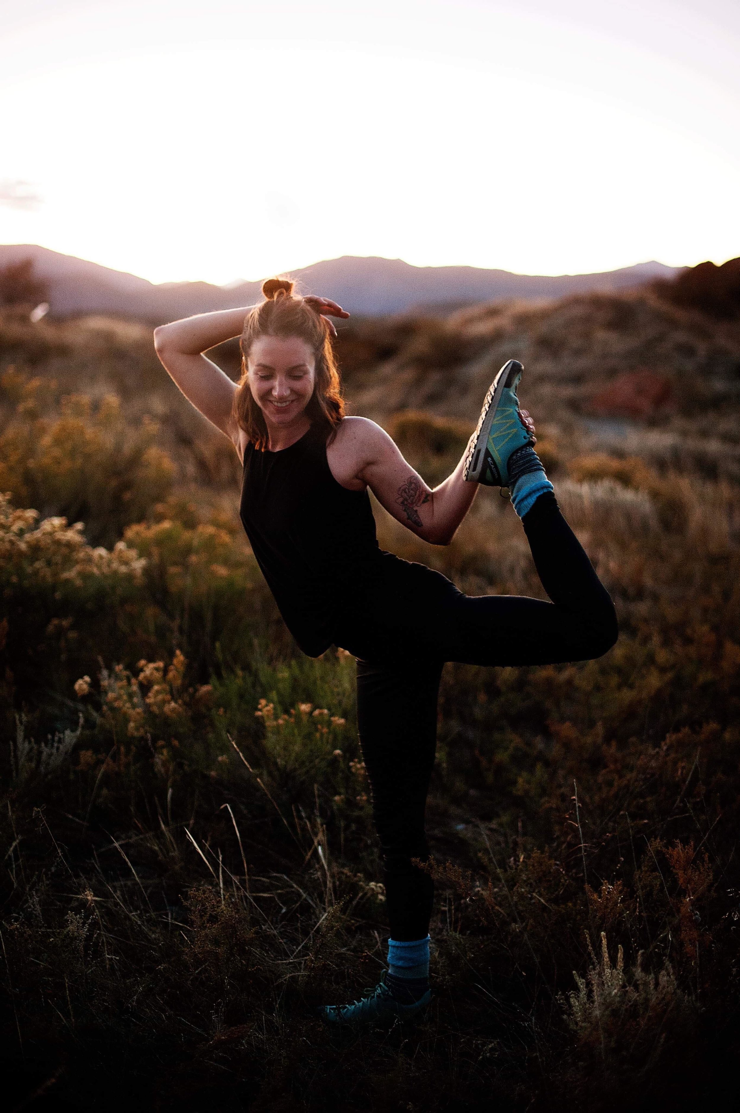 Amanda Brooks Yoga Teacher