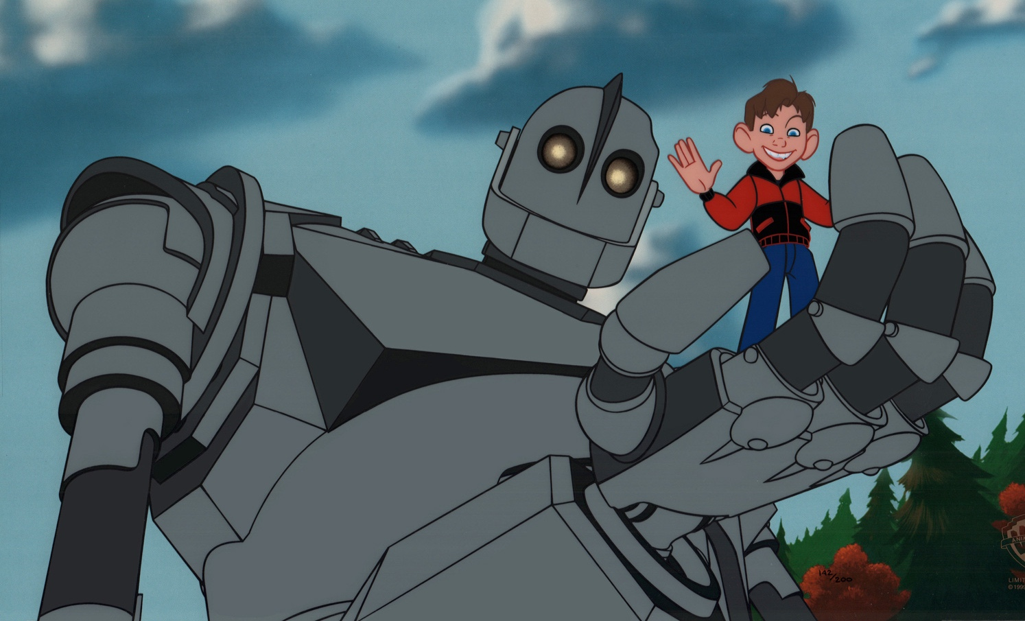 The Iron Giant , Warner Bros. Pictures(1999)