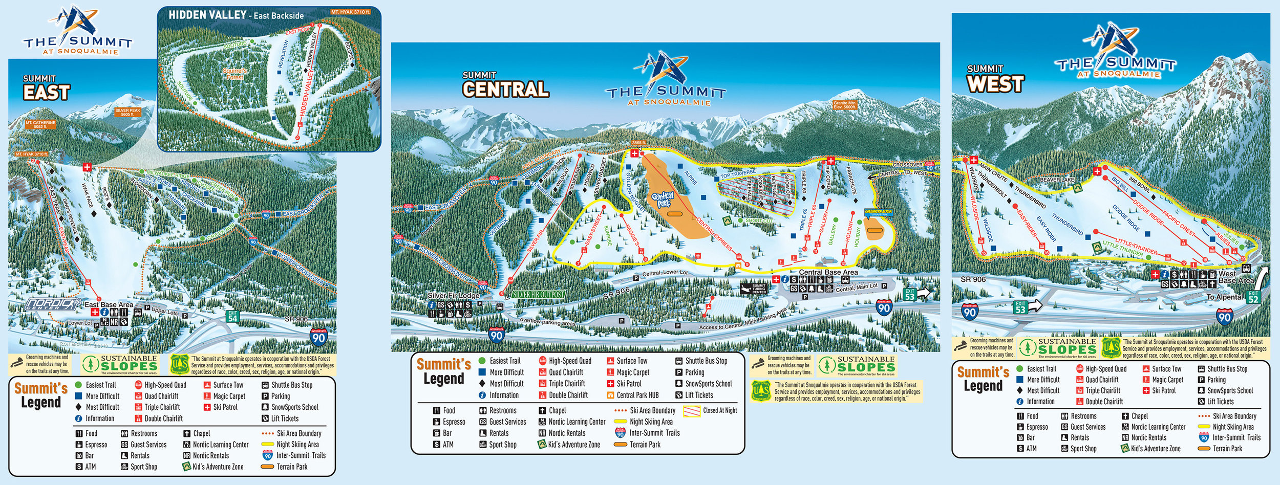 Summit Map