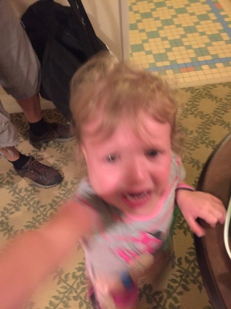 Disney World Meltdowns @ohbotherblog