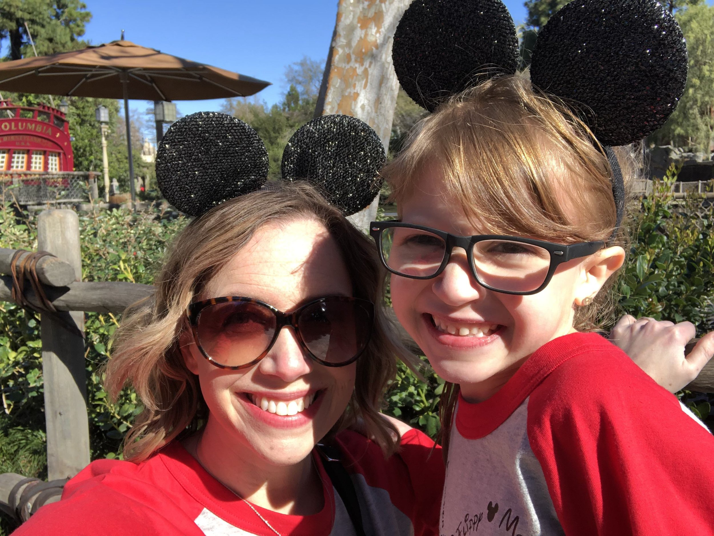 Disneyland with ADHD