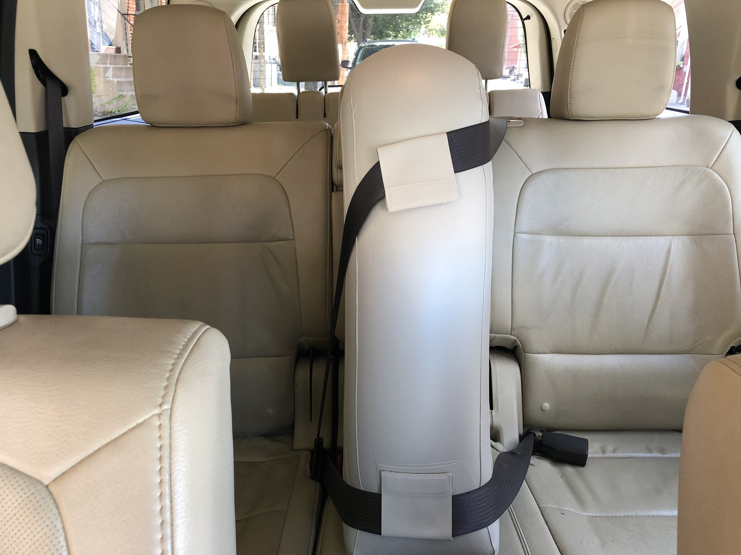 Kid Car Backseat Separator