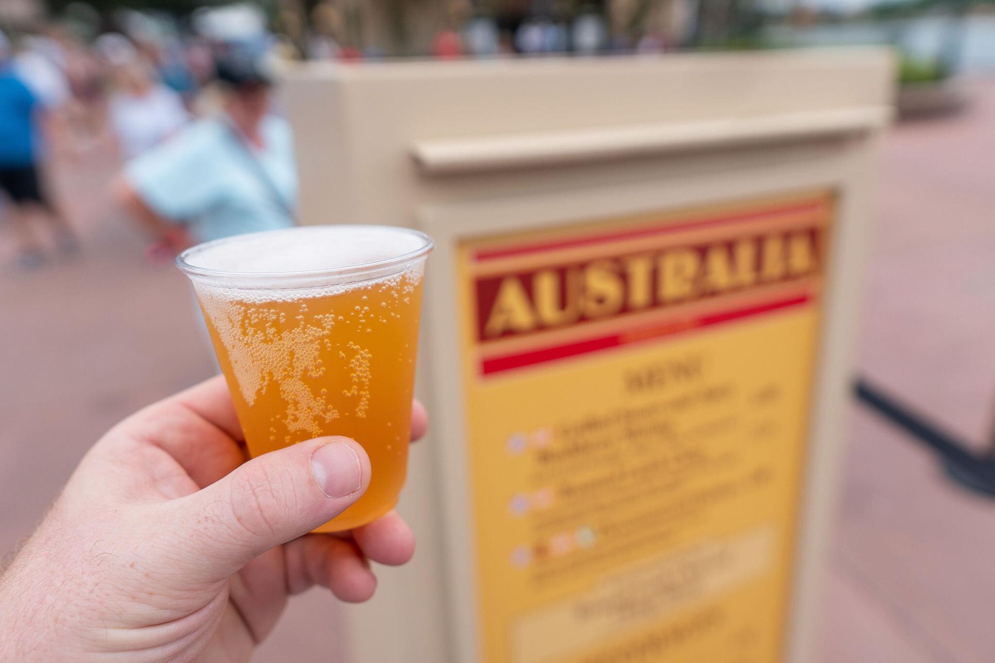 Australia: Coopers Brewery Original Pale Ale