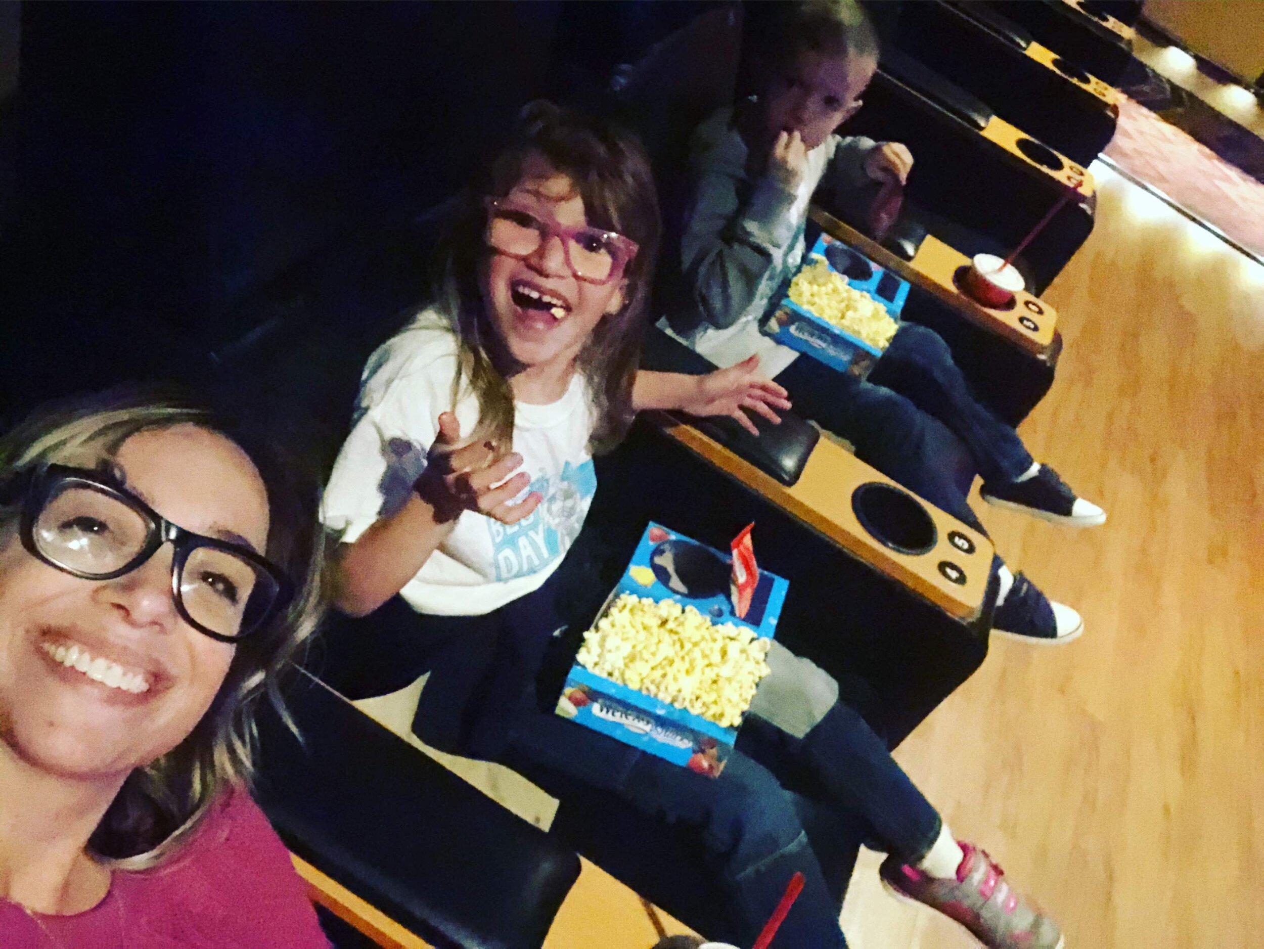 Half-day movie day