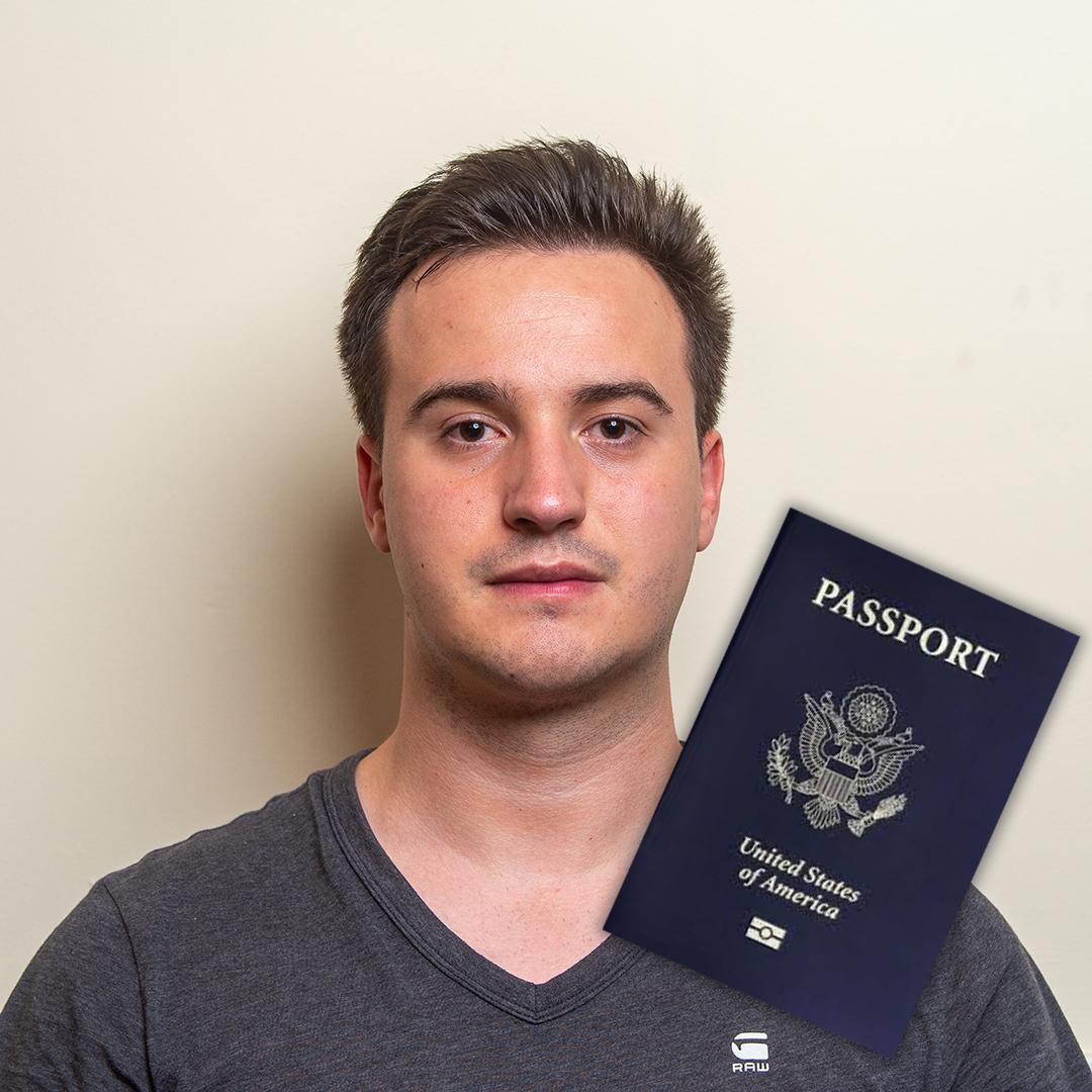 SAMPLE PASSPORT PHOTO