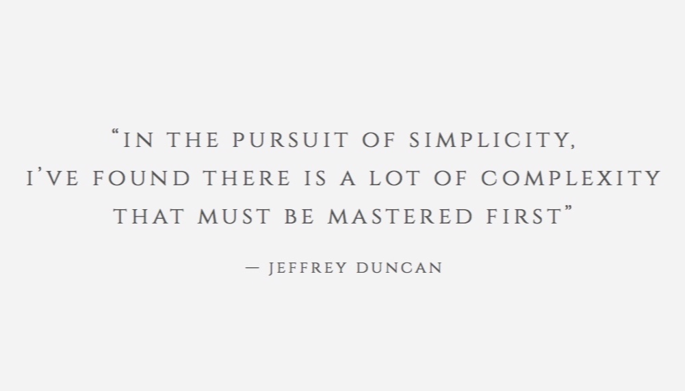 Jeffrey Duncan Quote 4