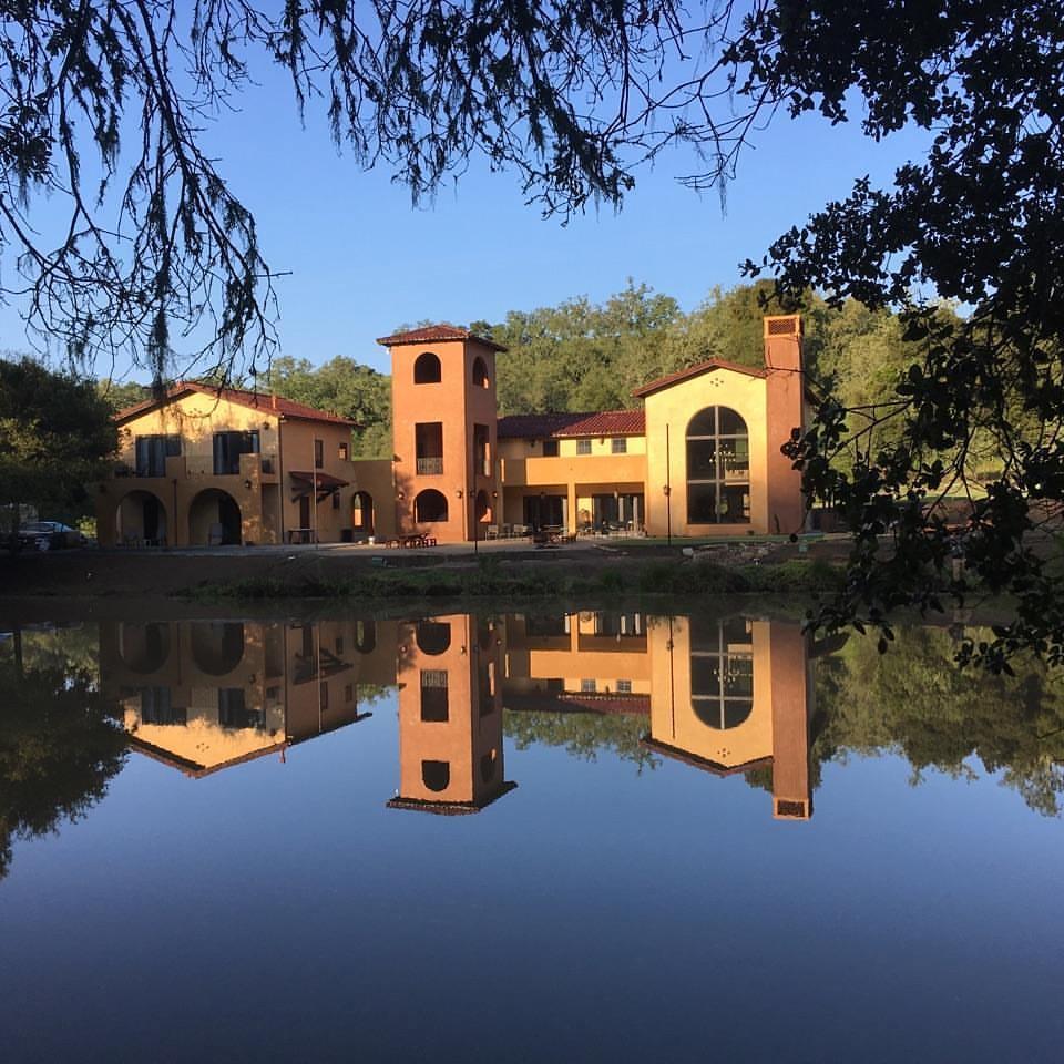 The Mezzanino - …in the winery
