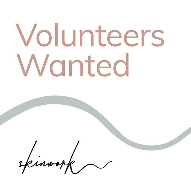 Want to get involved with #skinworkTO? ⚡️ We're looking for a passionate team of volunteers to assist us at our photoshoot on January 19th and 20th at @neighbourhood_to. We have 3-hour positions available including—Front of House Volunteers and Photoshoot Assistants.  Interested? We'd love to hear from you. Drop us a DM or email us at hello@skinwork.info.