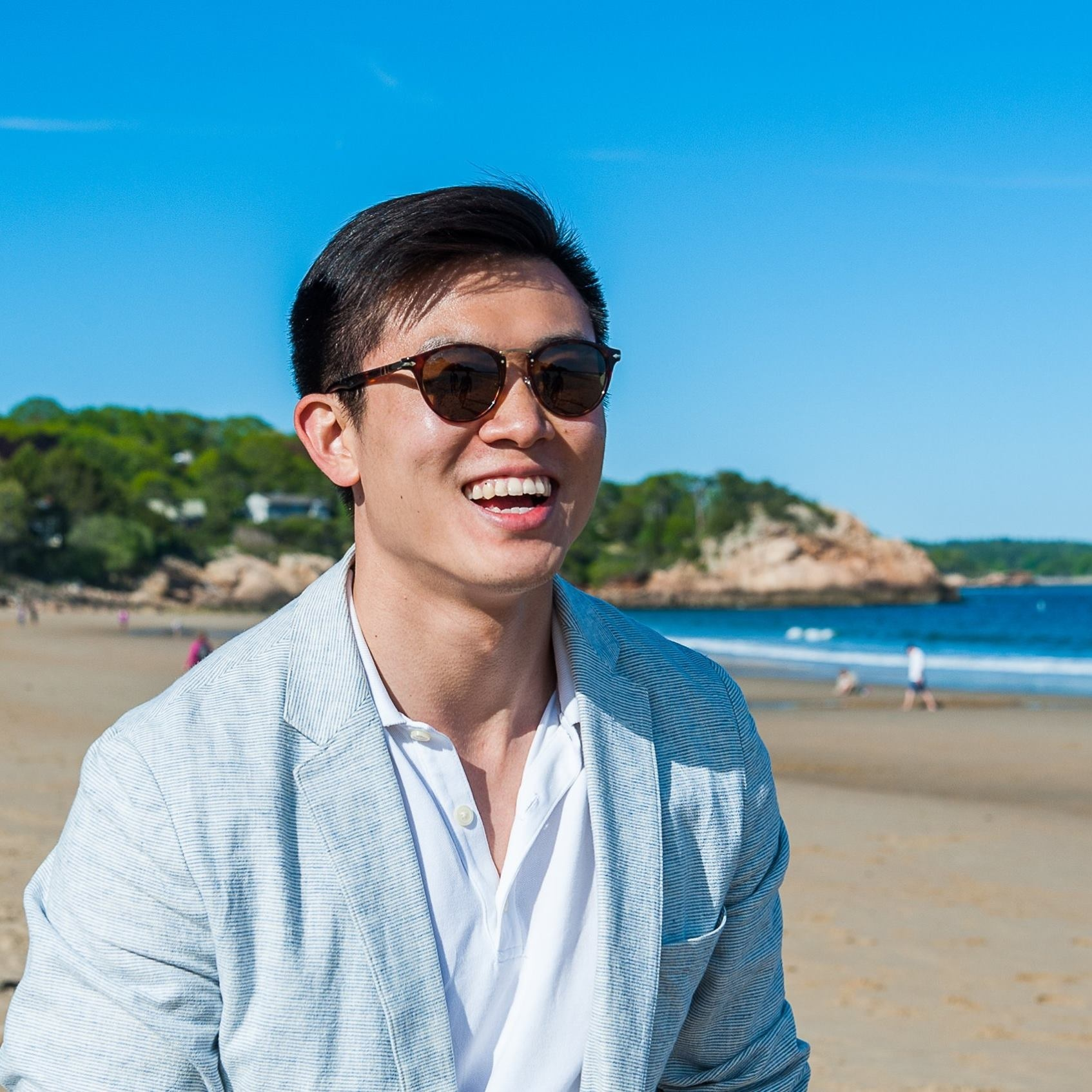 SEAN YAO - Central Committee CoordinatorHometown: San Francisco, CACurrent City: New York, NY