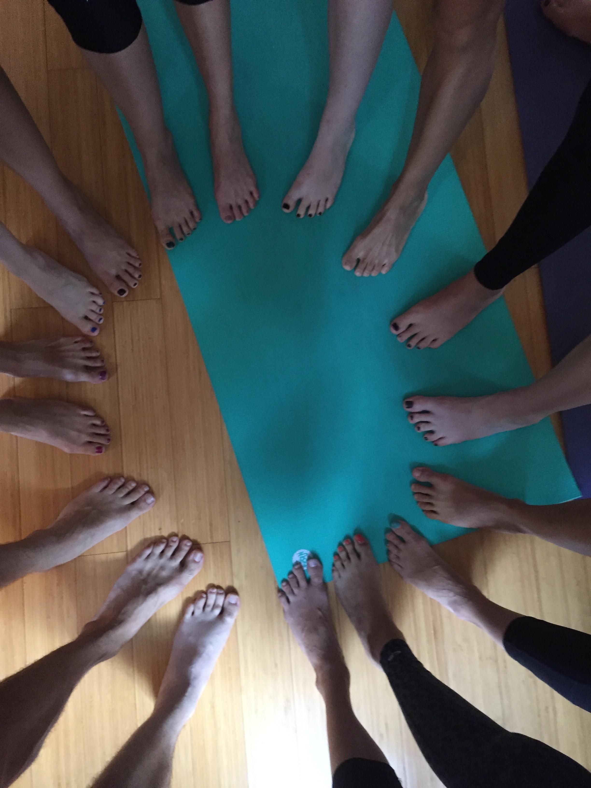 Shoe circle - Mala.JPG