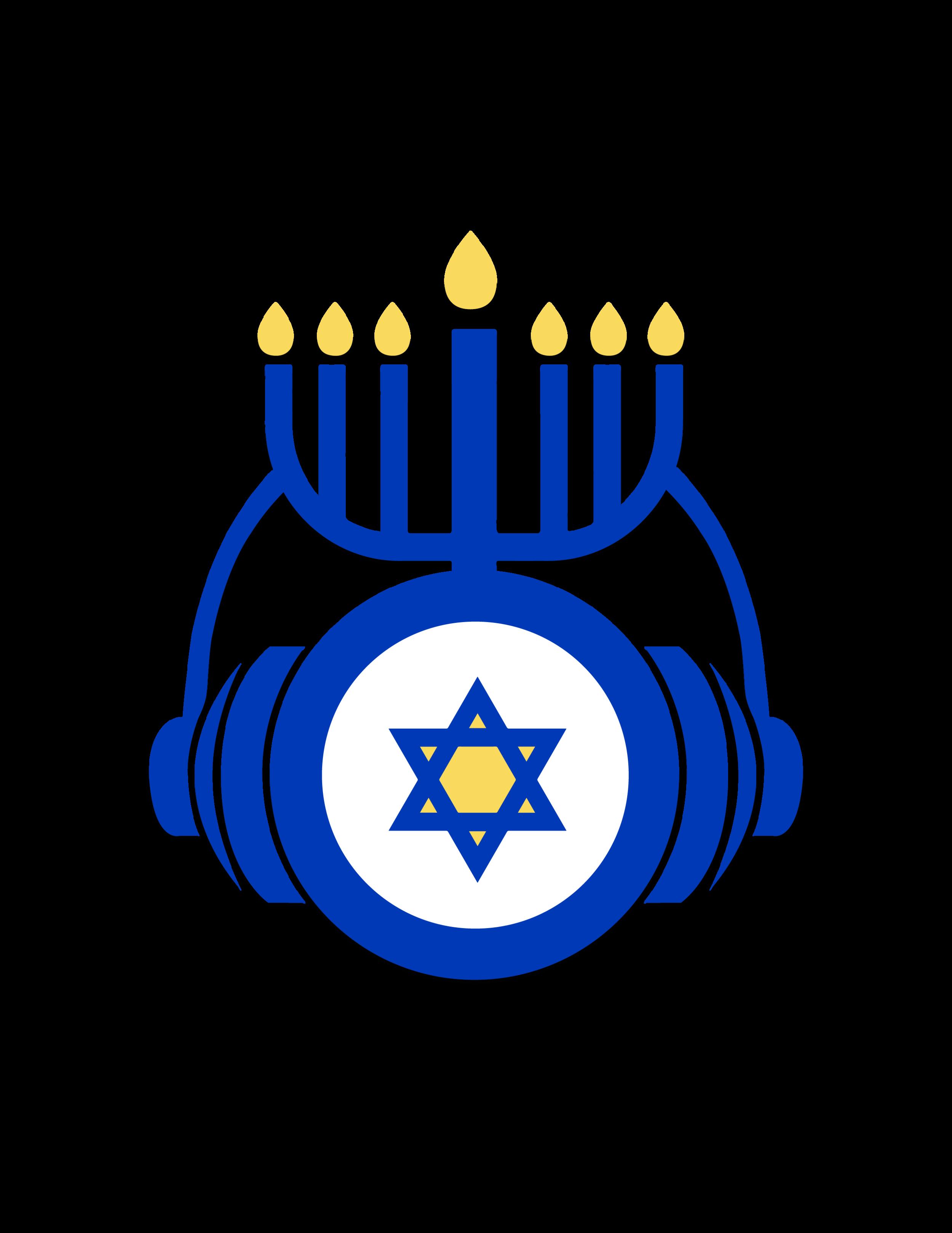 DJ Turn Up Jewish Logo - Transparent.png