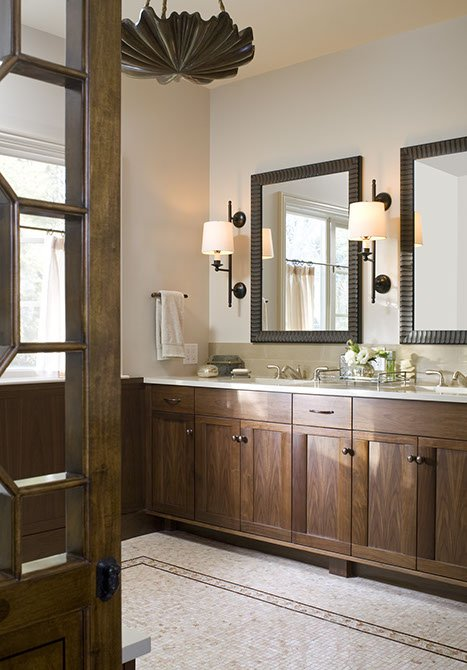 Custom Mirrors as seen in Colorado Home and Lifestyle Magazine by Framed Image