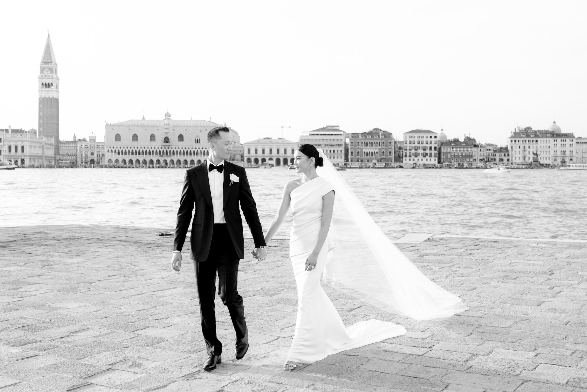 Sky & David | Venice