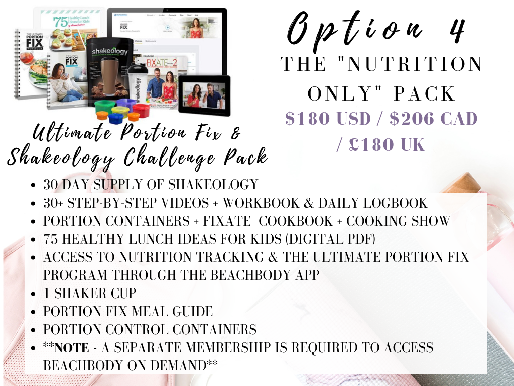 CLICK HERE     TO GET YOUR NUTRITION ONLY PACK AND GET INSTANT ACCESS!
