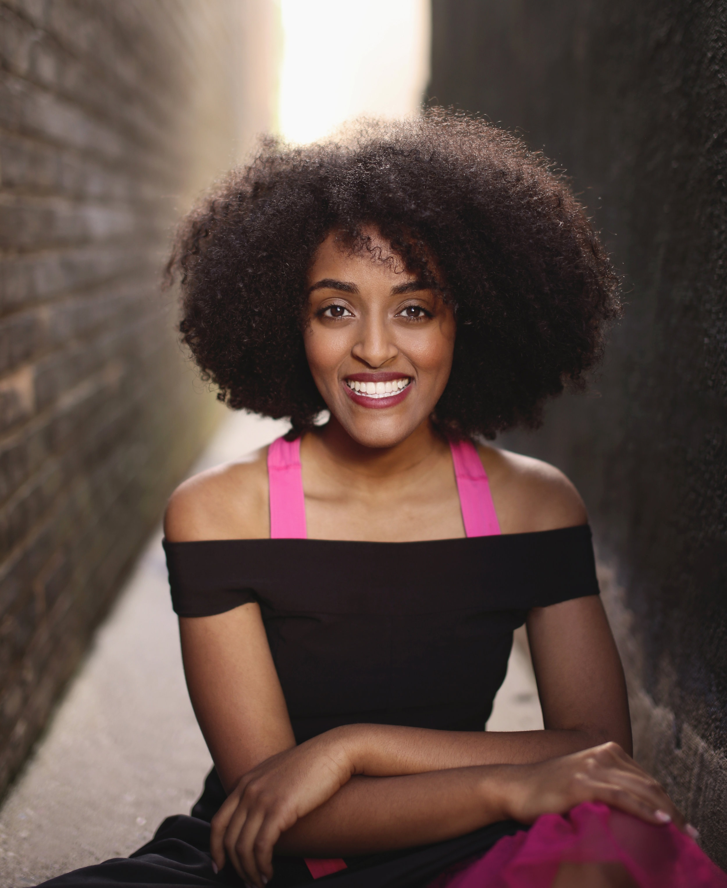 Eggie Yilma - I am a Global Studies, Public Health Double Major. I am also double minoring in Non-Profit Management and Conflict Studies.If I was to give a Ted Talk, it would be about