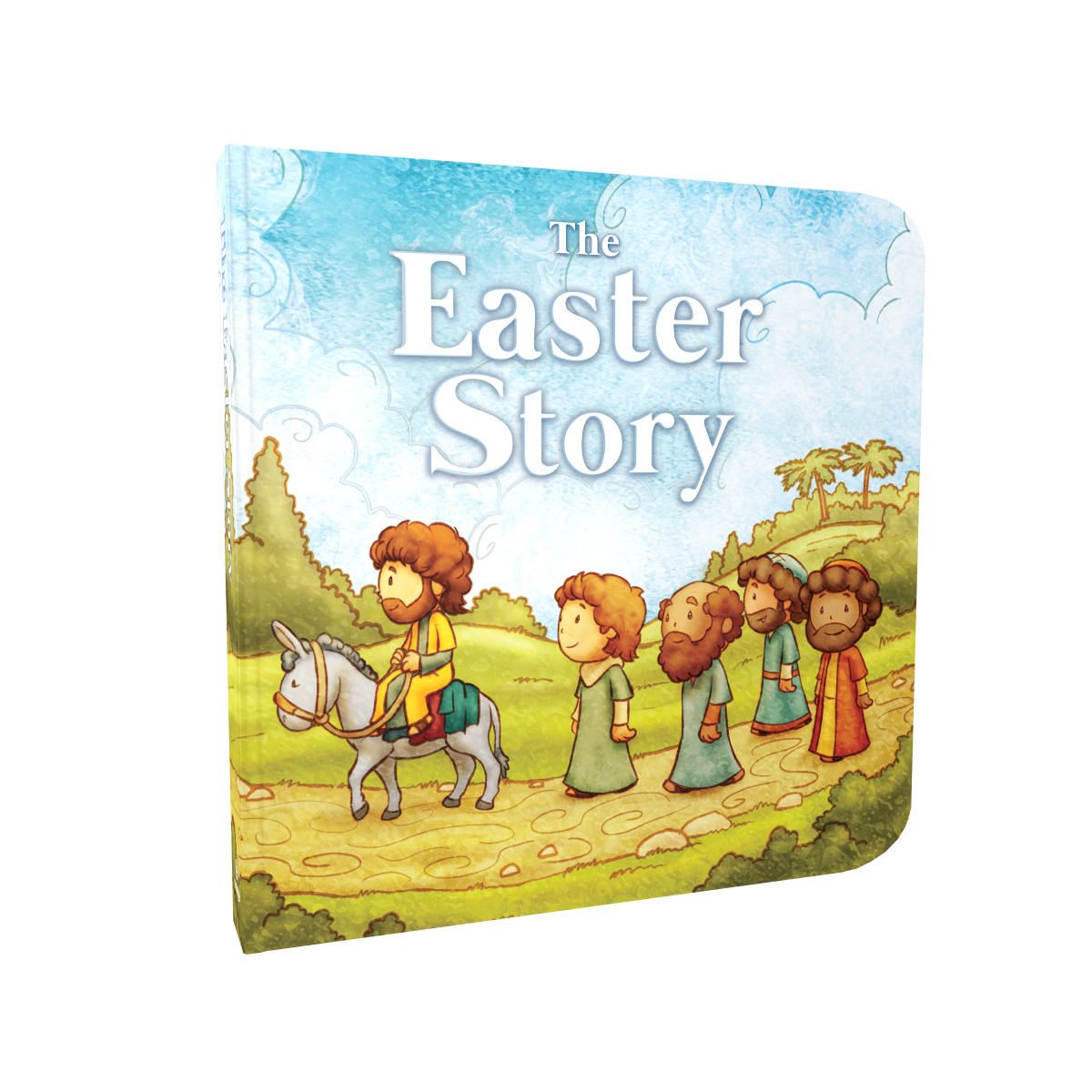 Help preschoolers learn about Easter