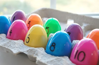 Make your own Resurrection Eggs