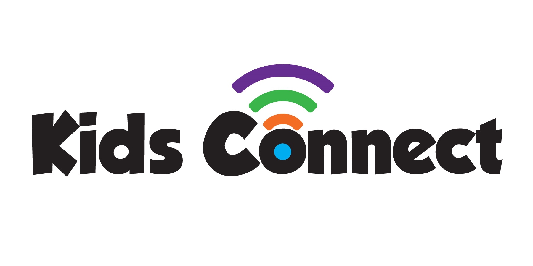 KidsConnect logo with ORANGE arc.jpg