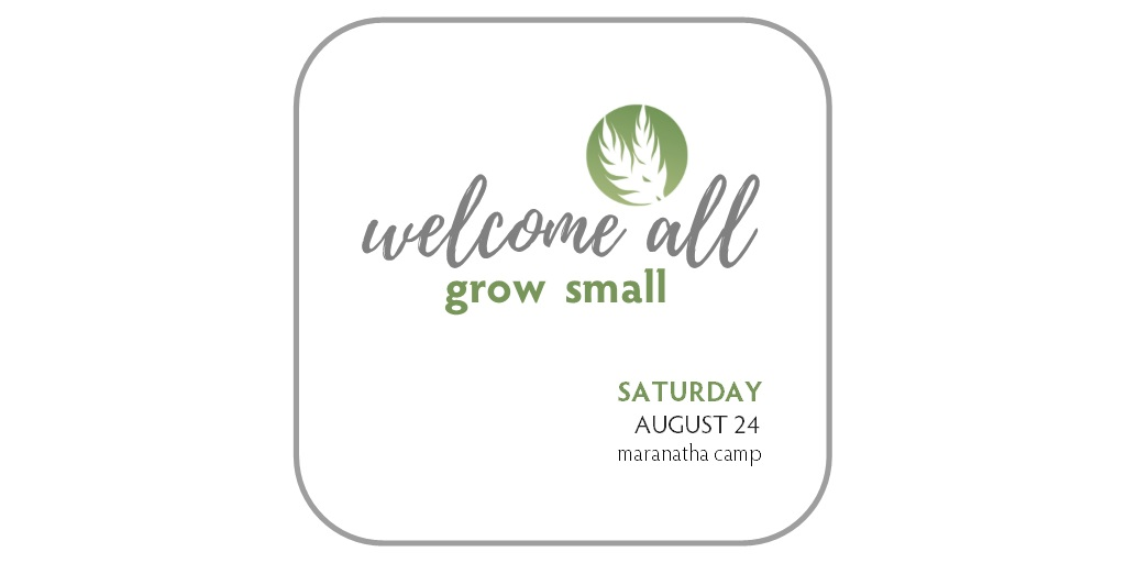 Welcome All - Grow Small announcement logo.jpg