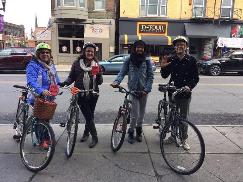 Buffalo B/Sides Bike Tour