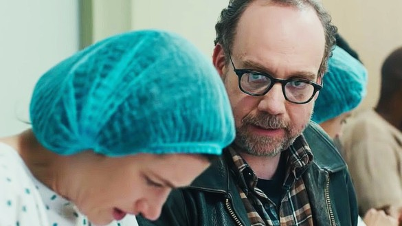 """Paul Giamatti, Private Life - Sadly, Private Life didn't show up anywhere on the nomination list, but Giamatti gives one of the most brilliant performances of the year and his career. At the very least he should get the """"most supportive husband of the year"""" award."""