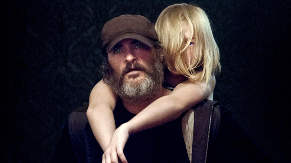Joaquin Phoenix, You Were Never Really Here - Leading one of the best female-directed films of the year, Phoenix gives a performance that makes you wince, but he's so captivating you can't look away.