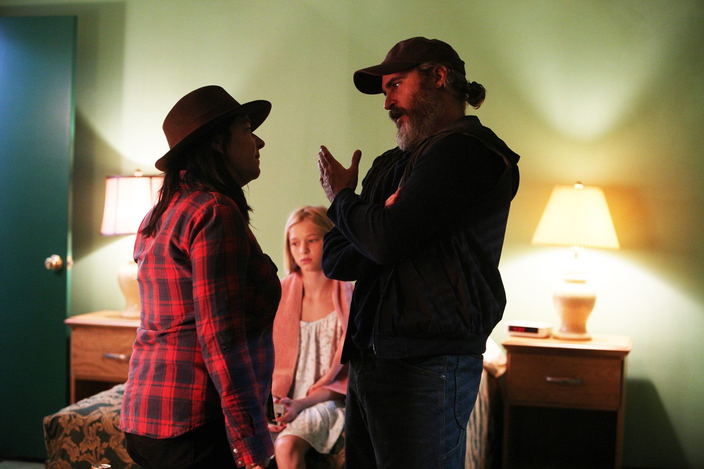 Lynne Ramsay, You Were Never Really Here - Ramsay doesn't pull any punches with this film. She has a unique way of matching visual elements with the inner turmoil of a character. She's one of the most important female filmmakers working today and she should be on people's radar.
