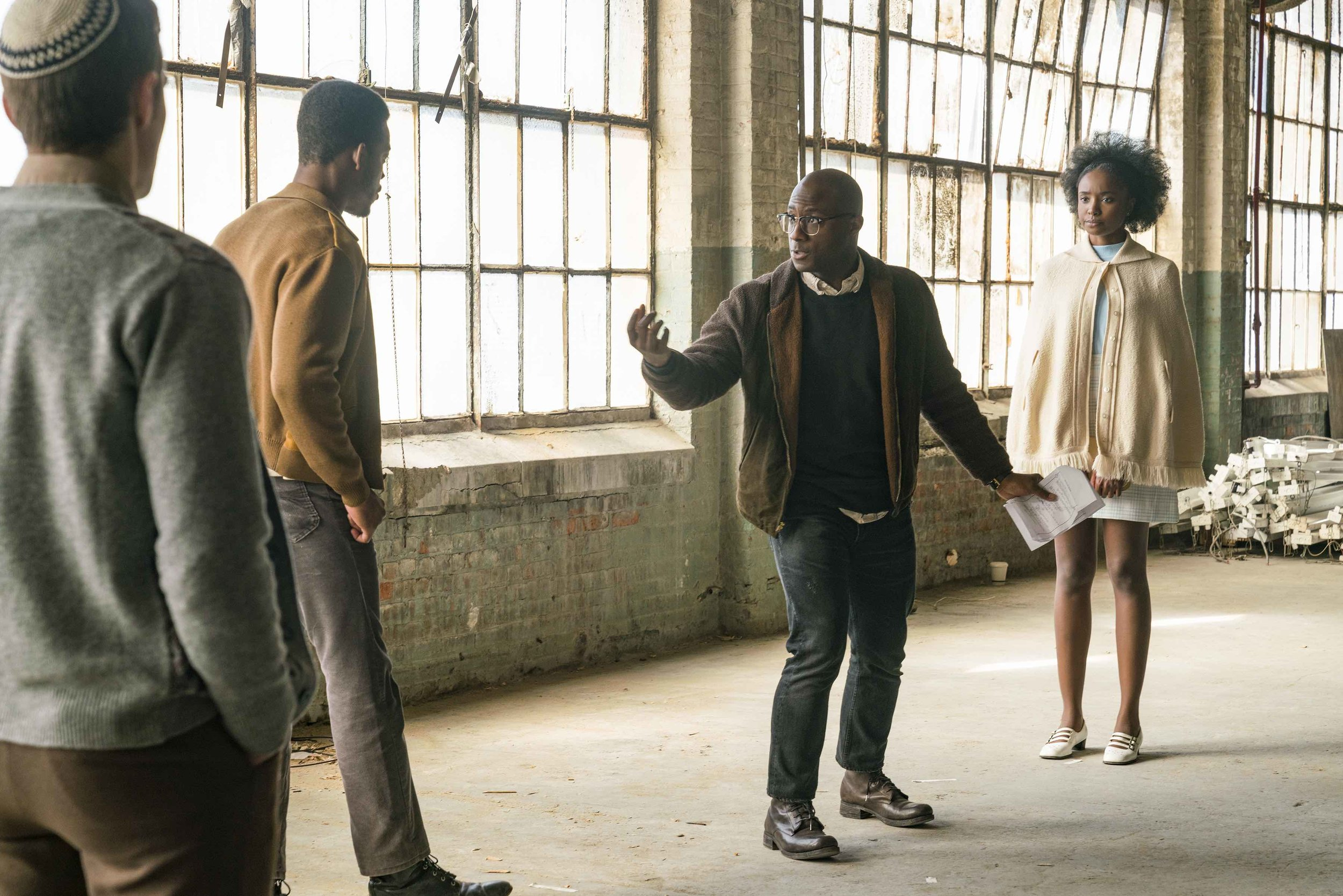 Barry Jenkins, If Beale Street Could Talk - Barry Jenkins is one of the most important filmmakers working today. His intellectual approach to his films is only matched by the aesthetic excellence.