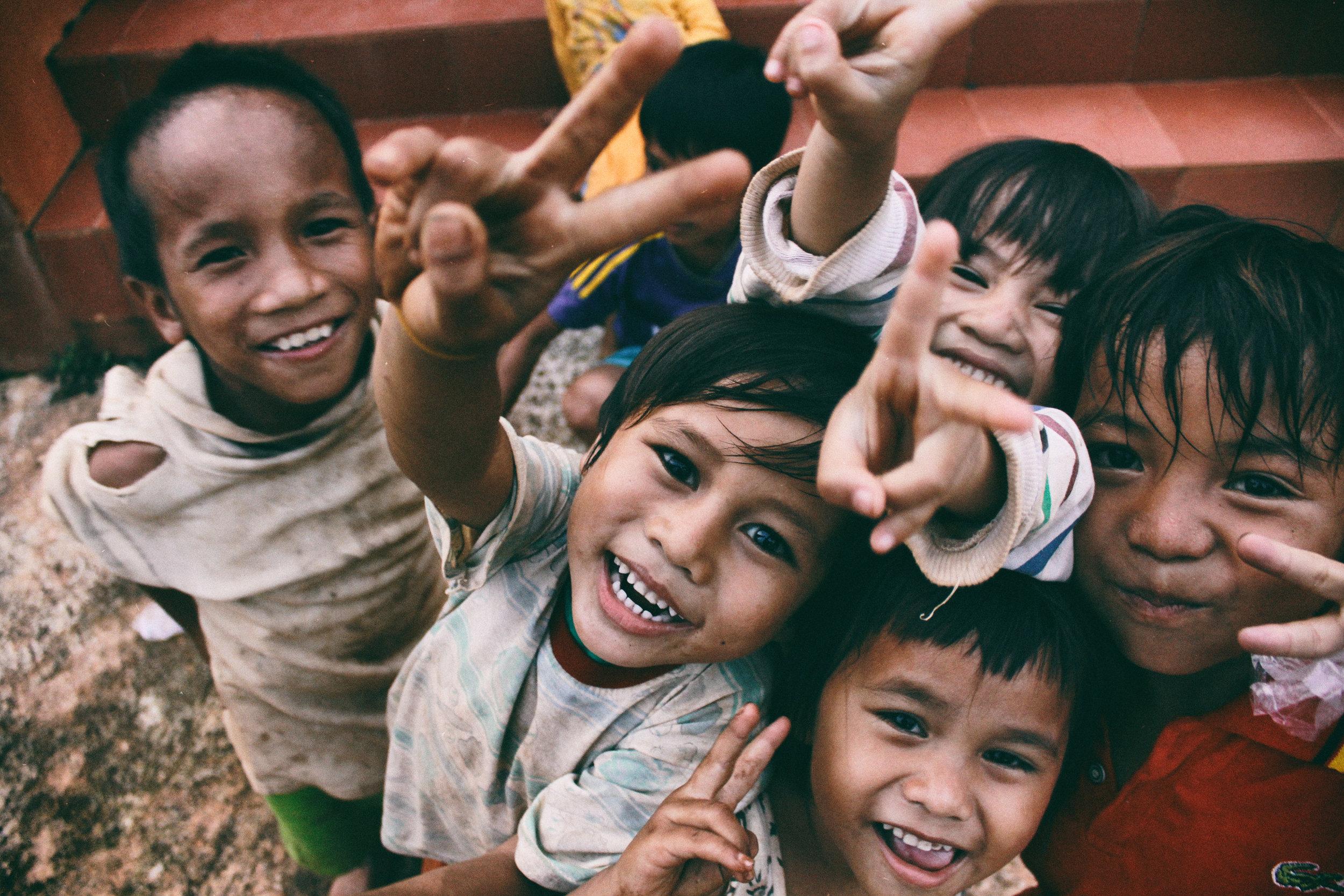 We sponsor children overseas. - Children International