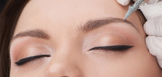 Microblading - Initial and follow-up visit $500Click here to see more