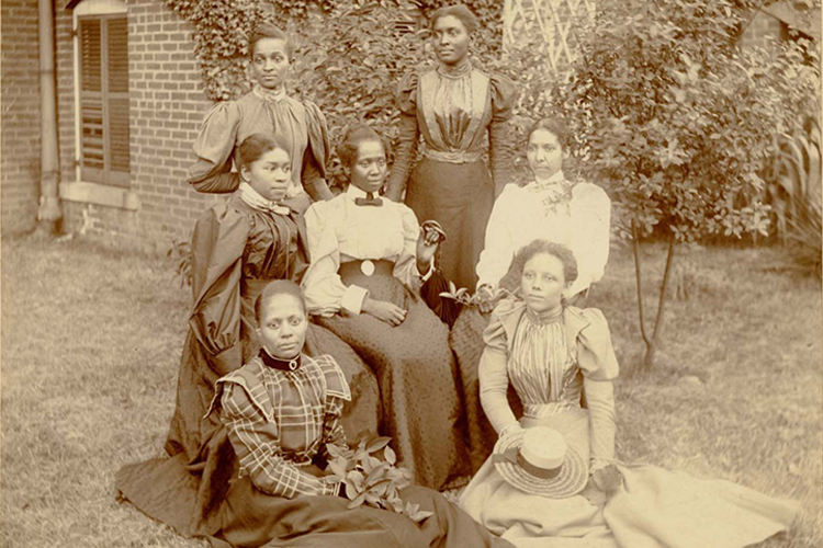 Spelman College Photographic Collection. 1898.