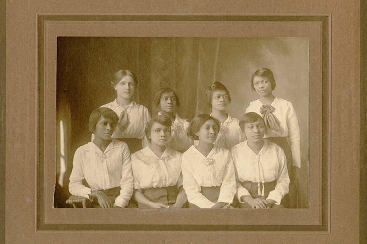Spelman College Photographic Collection. 1915.