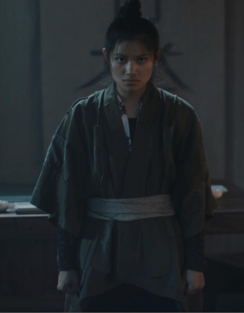 """""""Chef Aileen"""" in The Konichiwa Kid"""
