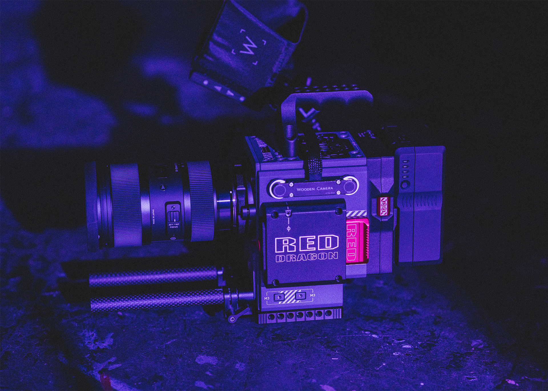 Red Camera Image