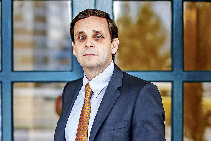 Alfonso Swett, Presidente de la CPC