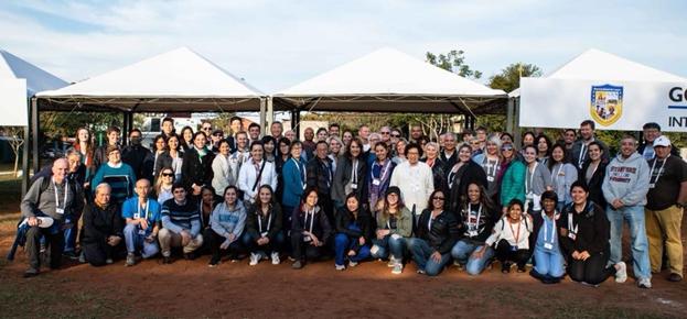 IMAHelps 2018 volunteers