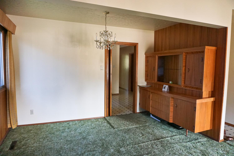 Salt Lake City Dining Room Remodel