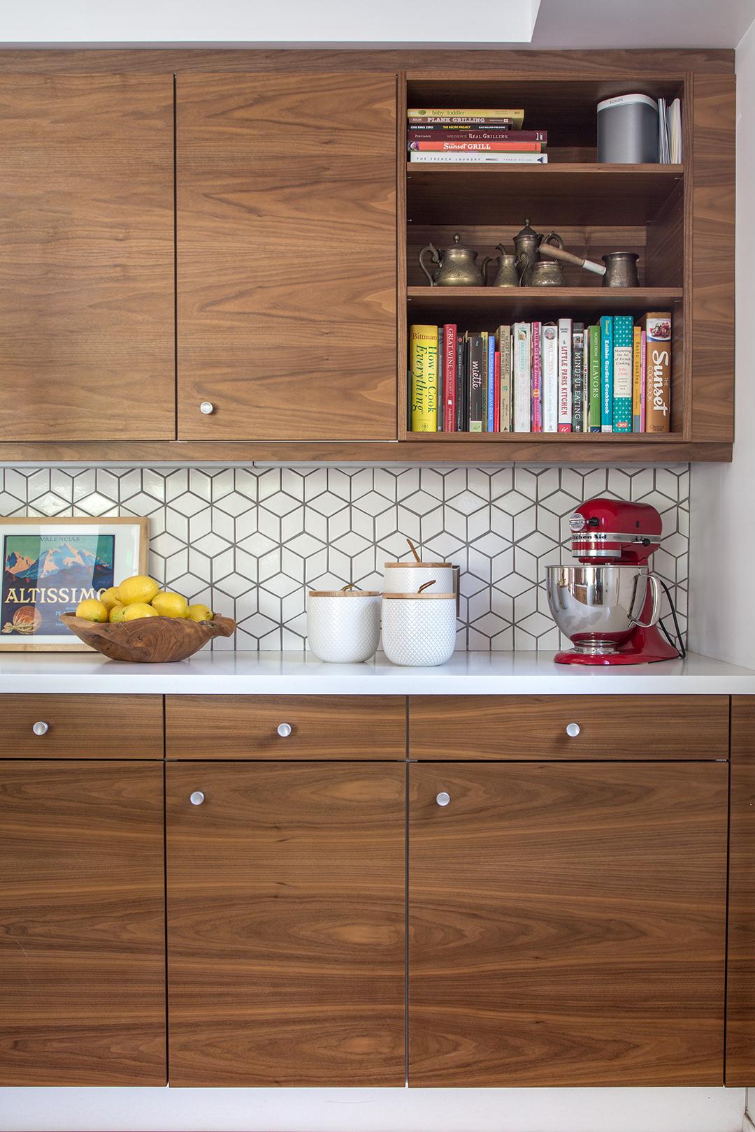 Mid Century Modern Salt Lake City Kitchen Remodel