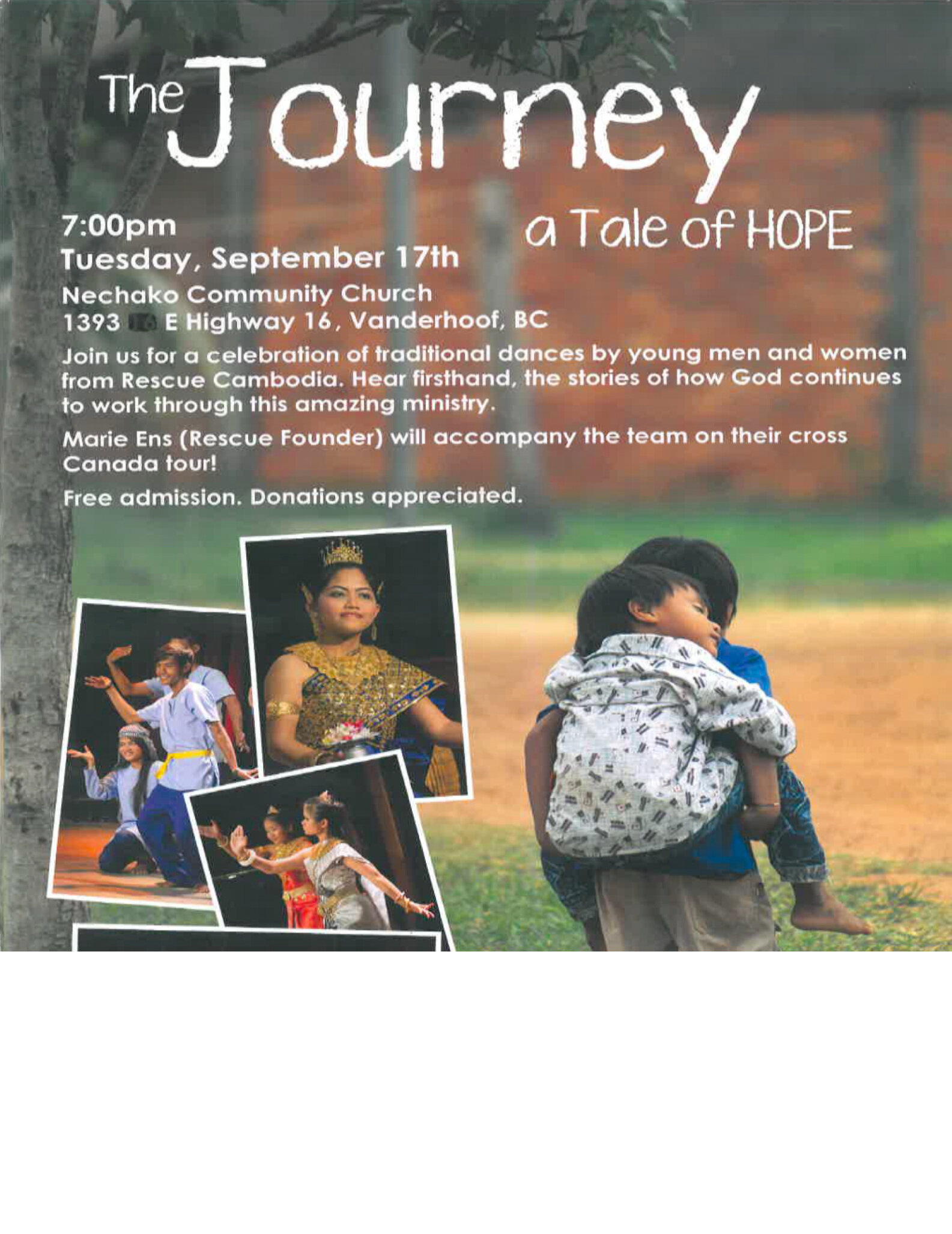 Tonight @ NCC - Rescue Cambodia