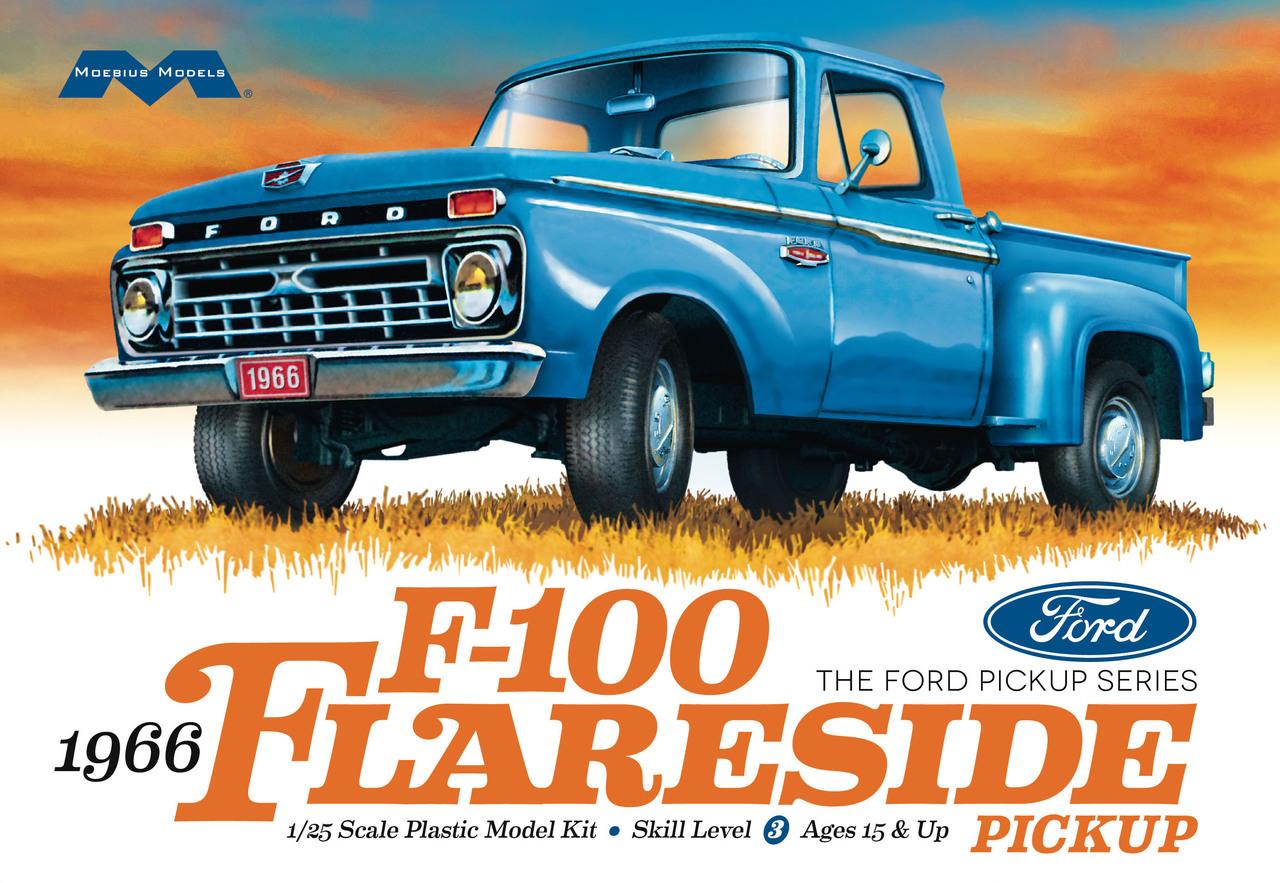 Moebius Ford 1966 F-100 Flareside