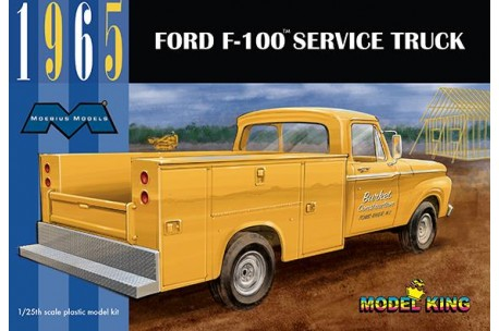 Model King 1965 Ford F-100 Service Truck