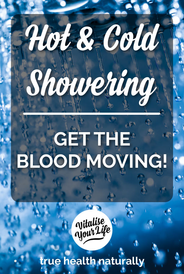 Hot & cold showering