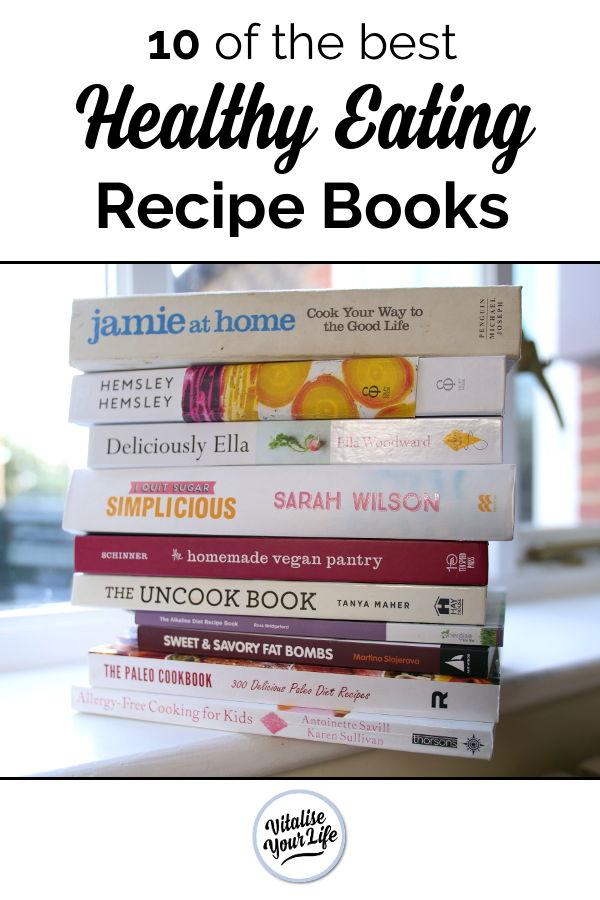 recipe books