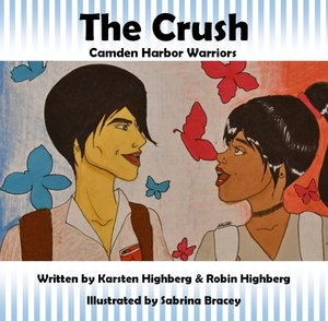 A young adult picture book. - Meet the Camden Harbor Warriors!Designed with high interest content (a love story!) for struggling readers, i.e. Students with Disabilities (SPED), ESL, and EFL. it's also for kids 'not interested' in reading.