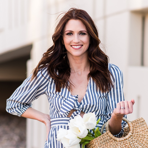- About MarenMaren Jensen is a former broadcast journalist turned full-time marketing professional and part-time fashion/lifestyle blogger. Since launching her blog, Midwest In Style, in 2015, Maren has partnered with local and national brands like Old Navy, Booking.com, Simon Malls, Pampers and Gordmans. Not only will you find relatable style inspiration on MidwestInStyle.com, but Maren also shares her home decor & renovation projects within her family's 1931 home in a central historic district of Sioux Falls. You can follow Maren on Instagram, Facebook and Twitter (@midwestinstyle) and via her blog (www.MidwestInStyle.com)