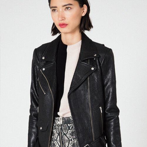 Veda Leopard Jacket