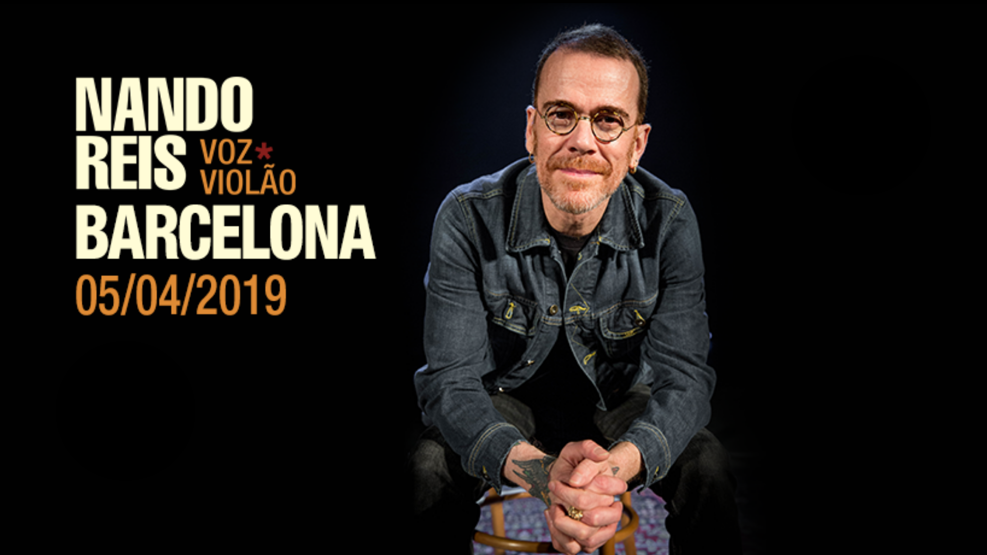 Nando Reis - Barcelona