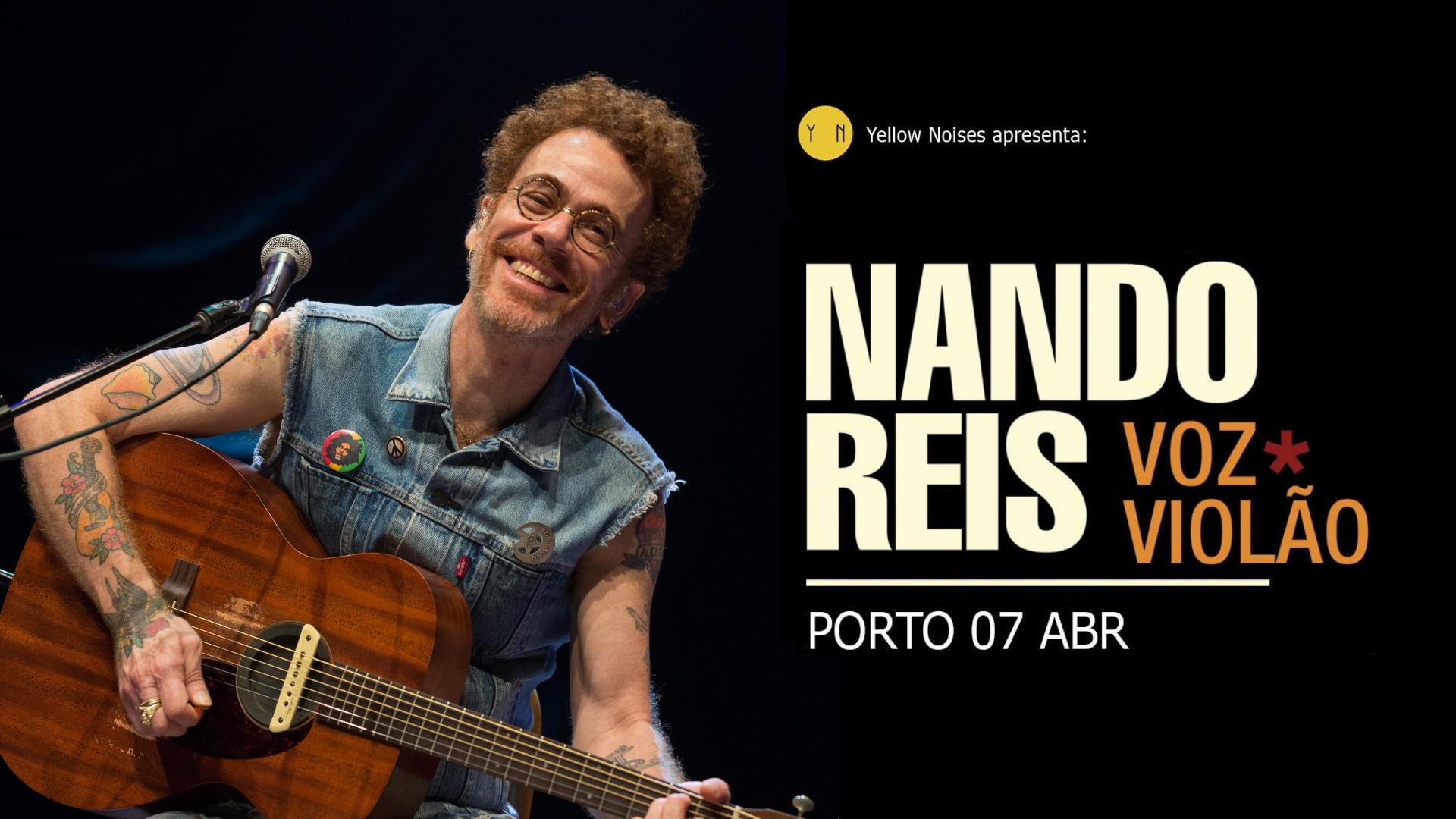 Nando Reis - Porto